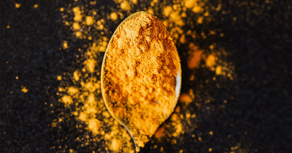 Turmeric: Use in the Horse